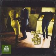 Bob Dylan Rough And Rowdy Ways - Olive Green Vinyl 2-LP vinyl set UNITED KINGDOM