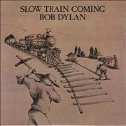 Bob Dylan Slow Train Coming vinyl LP PORTUGAL