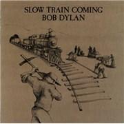 Bob Dylan Slow Train Coming vinyl LP NETHERLANDS