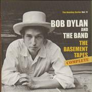 Bob Dylan The Basement Tapes Complete: The Bootleg Series Vol. 11 cd album box set UNITED KINGDOM