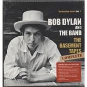 Bob Dylan The Basement Tapes Complete: Vol. 11 - Sealed cd album box set UNITED KINGDOM