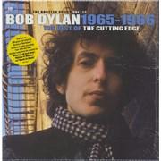 Bob Dylan The Best Of The Cutting Edge 1965-1966 vinyl box set USA