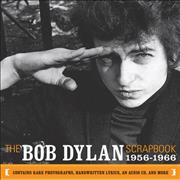 Bob Dylan The Bob Dylan Scrapbook 1956-1966 book UNITED KINGDOM