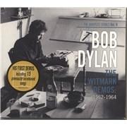 Bob Dylan The Bootleg Series No. 9 - The Witmark Demos: 1962-1964 2-CD album set UNITED KINGDOM