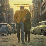 Bob Dylan The Freewheelin' Bob Dylan - Stereo - Smooth vinyl LP UNITED KINGDOM