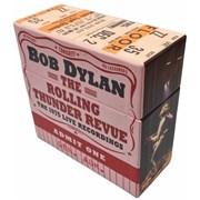 Bob Dylan The Rolling Thunder Revue: The 1975 Live Recordings cd album box set UNITED KINGDOM