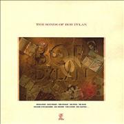 Bob Dylan The Songs Of Bob Dylan 2-LP vinyl set UNITED KINGDOM