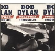 Bob Dylan Together Through Life 3-disc CD/DVD Set UNITED KINGDOM