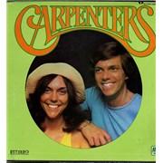 Carpenters Carpenters - 3 X Lp vinyl box set MEXICO