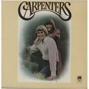 Carpenters Carpenters - Ruby Red Vinyl vinyl LP UNITED KINGDOM