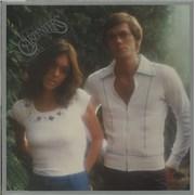 Carpenters Horizon - Envelope Sleeve vinyl LP UNITED KINGDOM