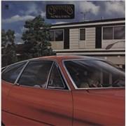 Carpenters Now & Then - Ruby Red Vinyl vinyl LP UNITED KINGDOM