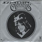 Carpenters Only Yesterday 7