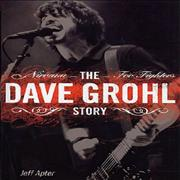 Dave Grohl The Dave Grohl Story book UNITED KINGDOM