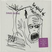 David Bowie I'm Afraid Of Americans - Sealed 12