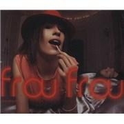 Frou Frou Breathe In CD single UNITED KINGDOM