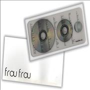 Frou Frou Breathe On - incomplete box set GERMANY