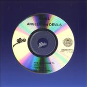 Fuel Angels And Devils CD-R acetate USA