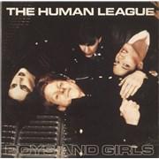 Human League Boys & Girls - Gatefold 7