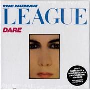 Human League Dare / Fascination - Sealed 2-CD album set UNITED KINGDOM