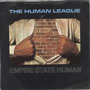 Human League Empire State Human - 1st issue 7