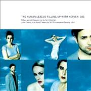 Human League Filling Up With Heaven - CD1 CD single UNITED KINGDOM