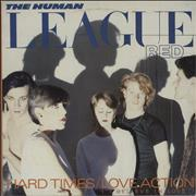 Human League Hard Times / Love Action (I Believe In Love) 12