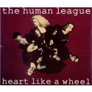 Human League Heart Like A Wheel CD single UNITED KINGDOM