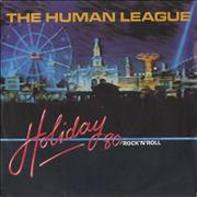 Human League Holiday '80 EP - 1980 2nd issue 7