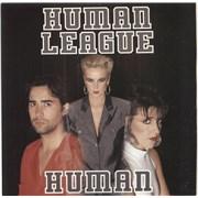 Human League Human - 2nd 7