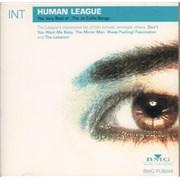 Human League Human League - The Very Best Of - The Jo Callis Songs CD album USA
