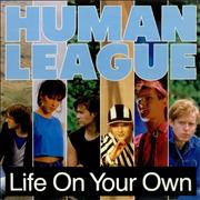 Human League Life On Your Own 12