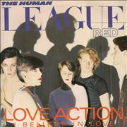 Human League Love Action (I Believe In Love) 7