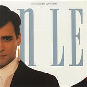 Human League Love Is All That Matters - Trifold Sleeve 7