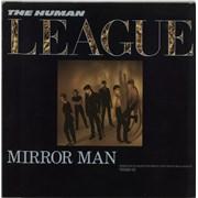 Human League Mirror Man 12