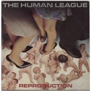 Human League Reproduction - EX vinyl LP UNITED KINGDOM