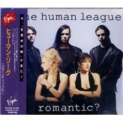 Human League Romantic? CD album JAPAN