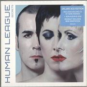 Human League Secrets - Deluxe Edition - Sealed 2-CD album set UNITED KINGDOM
