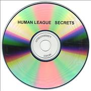 Human League Secrets CD-R acetate USA