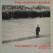 Human League The Dignity Of Labour + Flexi 12