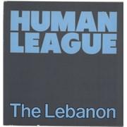 Human League The Lebanon 12