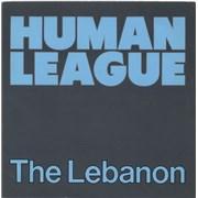 Human League The Lebanon 7