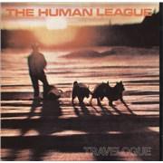 Human League Travelogue vinyl LP UNITED KINGDOM