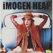 Imogen Heap I Megaphone CD album UNITED KINGDOM