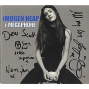 Imogen Heap iMegaphone CD album USA