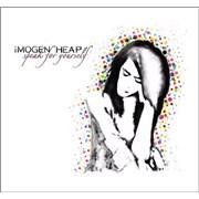 Imogen Heap Speak For Yourself CD album UNITED KINGDOM