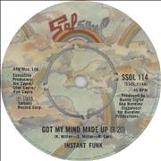 Instant Funk Got My Mind Made Up 7