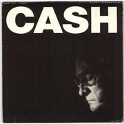 Johnny Cash American IV: The Man Comes Around - VG 2-LP vinyl set USA