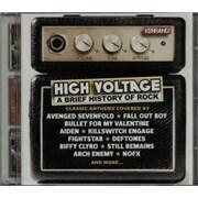 Kerrang! Magazine High Voltage - A Brief History Of Rock CD album UNITED KINGDOM