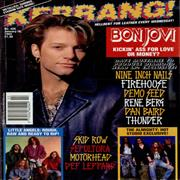 Kerrang! Magazine Kerrang! Magazine - Jan 93 magazine UNITED KINGDOM